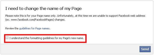 200 likes Facebook-side: Sådan ændrer du navn